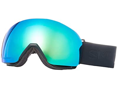 Smith Optics Skyline Goggle (Deep Forest Flood/Chromapop Everyday Green Mirror) Snow Goggles