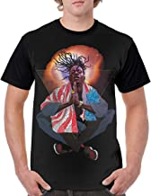 Joey Badass Shirt Custom Men Short Sleeve Round Neck Crewneck T-Shirt