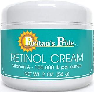 Puritans Pride Retinol Cream, 56 g