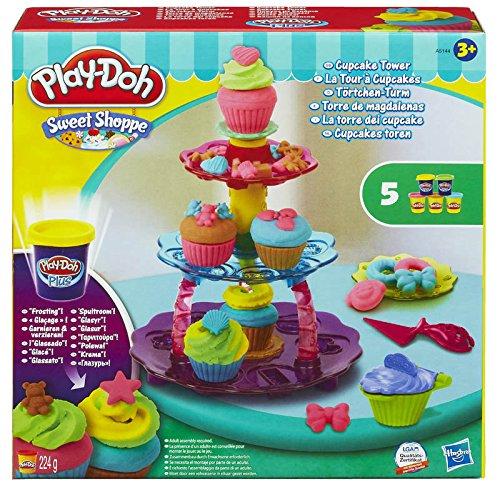 Hasbro Play-Doh Playdoh - La Torre dei Cupcake