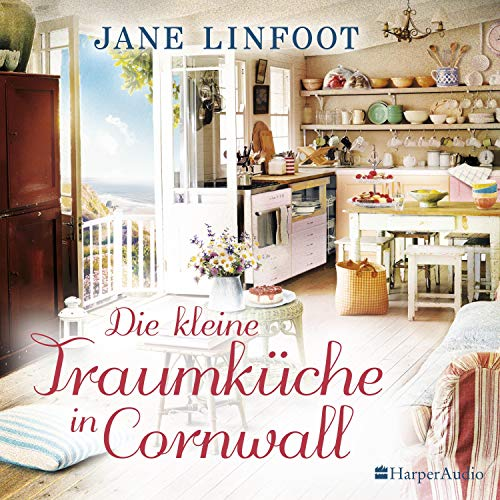 Die kleine Traumküche in Cornwall cover art