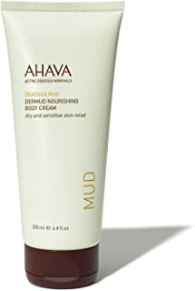 AHAVA Dermud Nourishing Body Cream, 200ml
