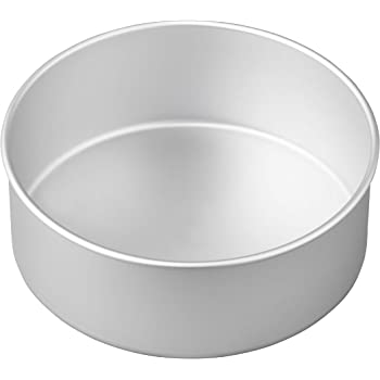 Wilton 2105-6105 Decorative Preferred 8 by 3-Inch Round Bakeware