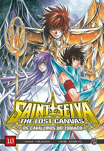 Cavaleiros do Zodíaco - Lost Canvas Especial - Vol. 10