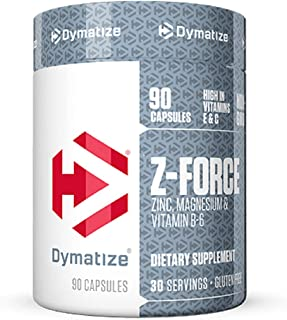 Dymatize Z-Force Anabolic Complex, 90 Capsules