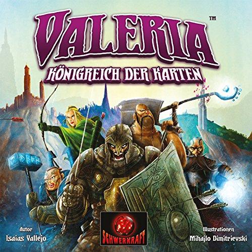 Schwerkraft-Verlag Valeria: Königreich der Karten - Grundspiel