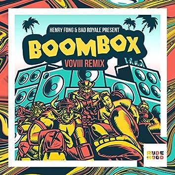 Boombox (feat. KARRA & Bugle) [5oh8 Remix]