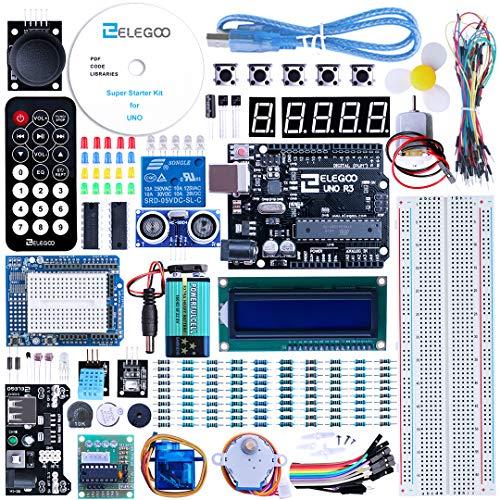 ارخص مكان يبيع Elegoo EL-KIT-003 UNO Project Super Starter Kit
