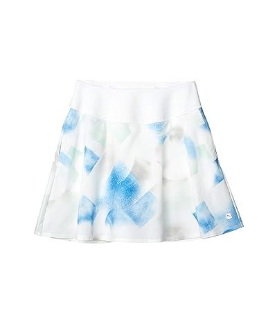 PUMA Golf PWRSHAPE Soft Geo Skirt (Bright White) Women