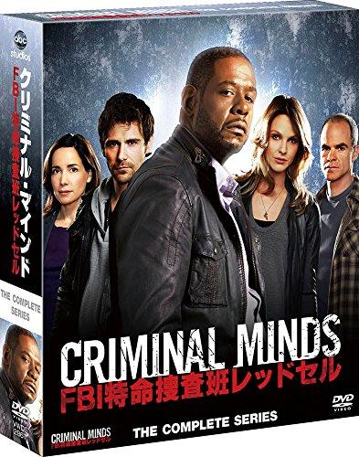 クリミナル・マインド/FBI 特命捜査班レッドセル コンパクト BOX [DVD]