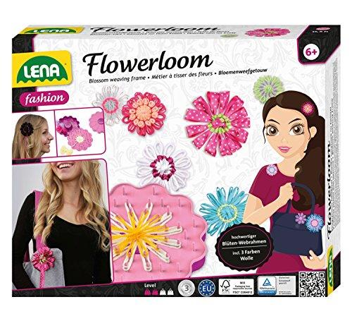 LENA 42007 Kit de Tissage Flowerloom