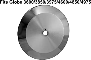 Replacement Blade for Globe Meat/Deli Slicer Fits 3600/3850/3975/4600/4850/4975 Made in Italy