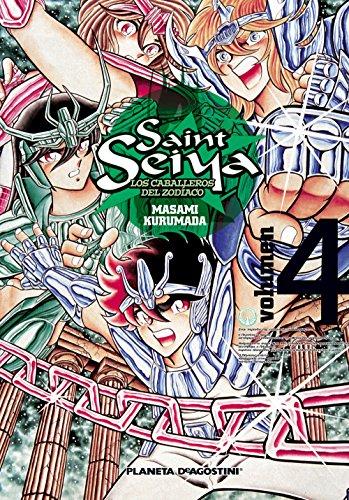 Saint Seiya nº 04/22 (PDA) (Manga Shonen)