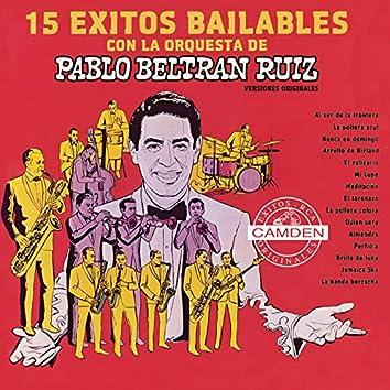 Pablo Beltran Ruiz 15 Exitos