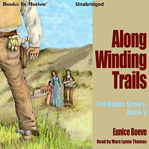 Along Winding Trails audiobook cover art