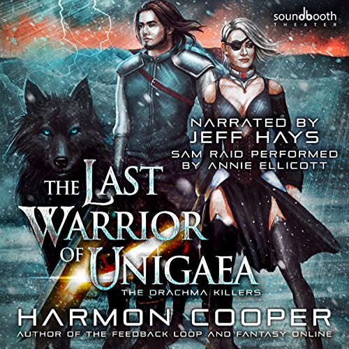 The Last Warrior of Unigaea cover art