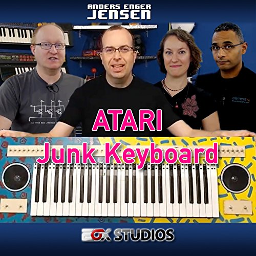 Atari Junk Keyboard (feat. The 8-Bit Guy)