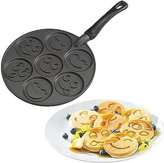 スマイリーパンケーキパン 01920