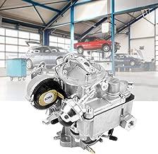Qiilu Carburetor Assembly Fit for Chevrolet & GMC V6 Engines- 4.1L 250 & 4.8L 292 7043014 7043017