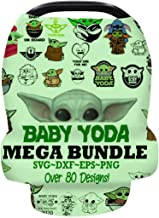 【𝐇𝐀𝐏𝐏𝐘 𝐍𝐄𝐖 𝐘𝐄𝐀𝐑】Nursing Cover for Breastfeeding, Stretchy Car Seat Cover for Babies, Soft Breathable Breastfee...