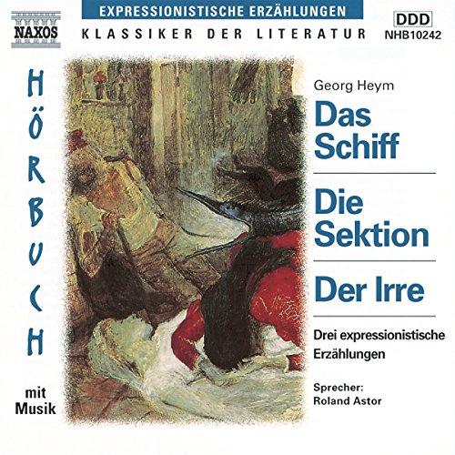 Das Schiff, Die Sektion, Der Irre audiobook cover art