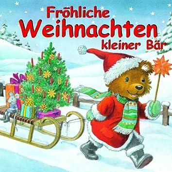 Fröhliche Weihnachten, kleiner Bär