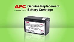 New Battery Pack for APC RBC34 Compatible Replacement by UPSBatteryCenter RBC34