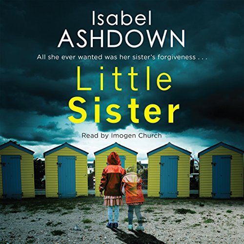 Little Sister audiobook cover art