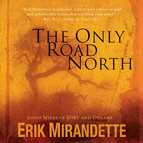 The Only Road North audiobook cover art