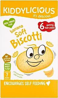 KIDDYLICIOUS Banana Soft Biscotti, 120g