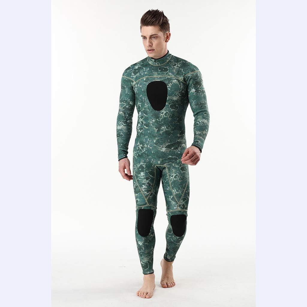 MTENG Men Wetsuit 3MM Full Body Suit Stretch Diving Suit Swim Surf Snorkeling Defense Jellyfish