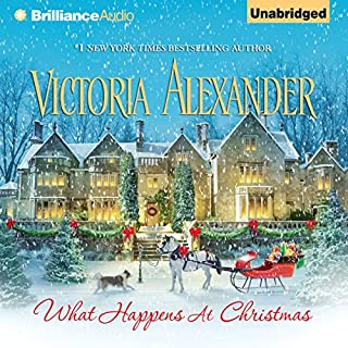 What Happens at Christmas audiobook cover art