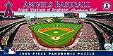MasterPieces MLB Angels Baseball Stadium Panoramic Jigsaw Puzzle, Anaheim, 1000 Pieces