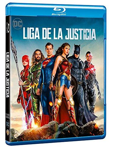 Liga De La Justicia Blu-R