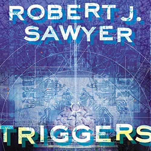 Triggers audiobook cover art