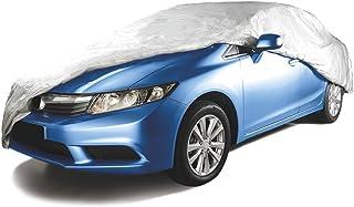 Tramontina 43780002, Capa para Carro M, Impermeável, Cinta para Envolver Veiculo, Carros Ate 4,7 M, Cinza