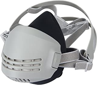 TargetEvo Chemical Reusable Anti-Dust Paint Respirator Welding Safety Mask with Activated Carbon Filters