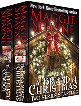 A Brand of Christmas by [Maggie Shayne]