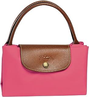LONGCHAMP Medium Le Pliage Top Handle Bag, Flower