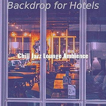 Backdrop for Hotels