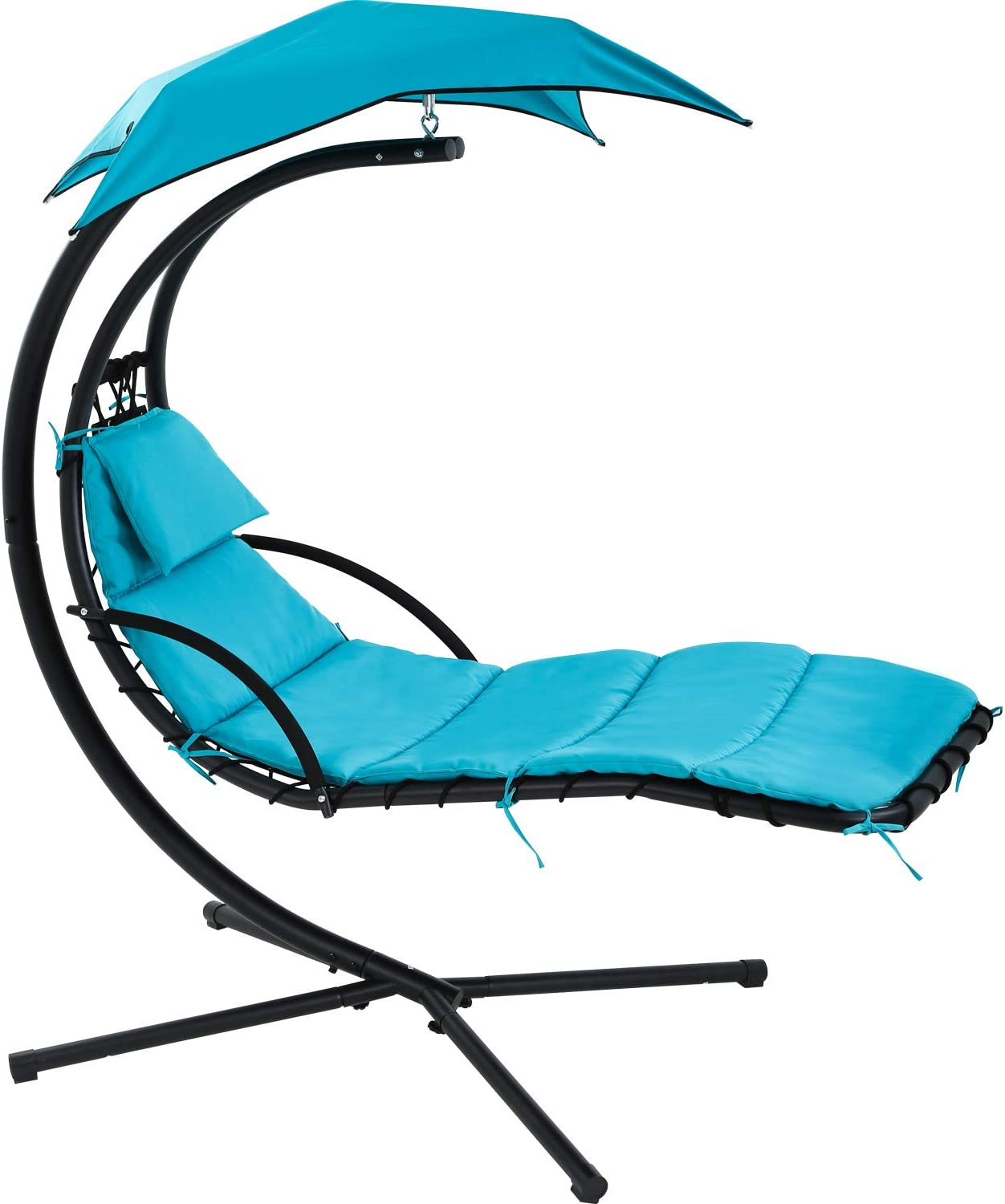 Vnewone Manufacturer regenerated product Patio Chair Hammock Stand Adult In a popularity Outdoor for Swings