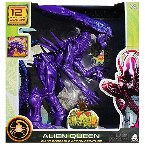 Alien Collection 2020 Exclusive Giant Poseable Alien Queen Action Creature