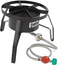 Bayou Classic SP10 High-Pressure Outdoor Gas Cooker, Propane (Renewed)