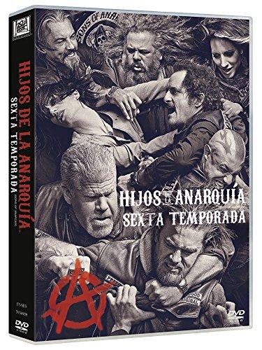 Hijos De La Anarquia - Temporada 6 [DVD]