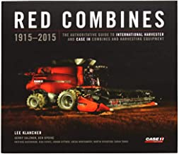 Case IH Limited Corporate Special Cover Red Combines 1915-2015 384 Page Book
