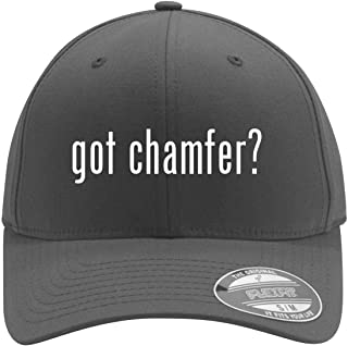 got Chamfer? - Adult Men's Flexfit Baseball Hat Cap