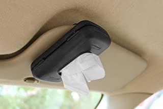 Rubbermaid 3360-00 Automotive Sun Visor Car Accessory: Travel Size Tissue Paper Dispenser