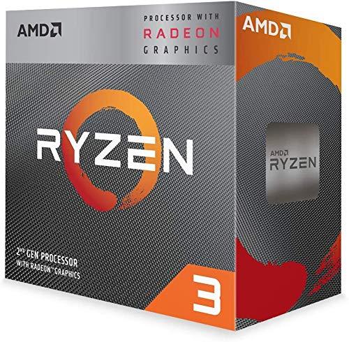 『AMD Ryzen 3 3200G with Wraith Stealth cooler 3.6GHz 4コア / 4スレッド 65W【国内正規代理店品】 YD3200C5FHBOX』の1枚目の画像