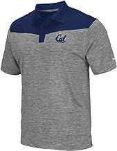 Mens Cal Berkeley Golden Bears Polo Shirt