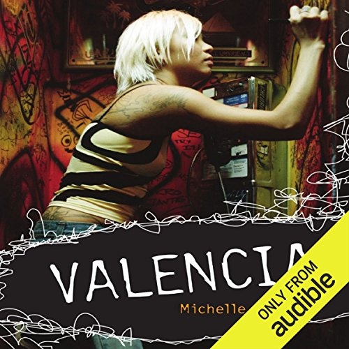 Valencia audiobook cover art